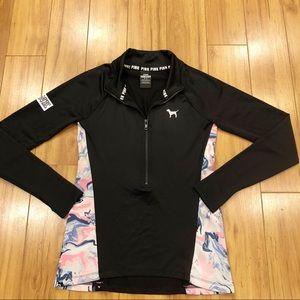 Victoria's Secret Pink Ultimate 1/2 zip pullover